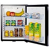SMETA 110V/12V Truck Refrigerator Freightliner Cascadia Mini Portable Fridge Lockable