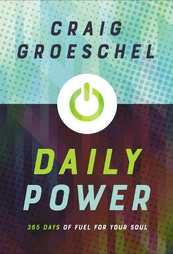 Daily Power: 365 Days of Fuel for Your Soul cover