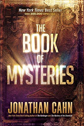 Book Mysteries Jonathan Cahn ebook product image