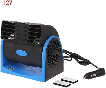 Ventilador de aire acondicionado portátil para coche y camión ...