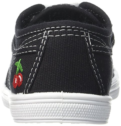 Kids' Le Cerises Sneakers 02 Hi des Unisex Lc Temps Top Black Basic Black wEqw0pr
