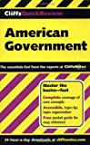 CliffsQuickReview American Government, Abraham Hoffman, 0764563726