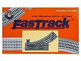 Lionel FasTrack Electric O Gauge, O36 Manual