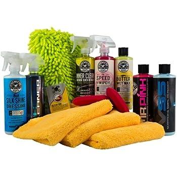 Chemical Guys HOL123 Complete Car Care Kit (14 Items), 112 fl. oz