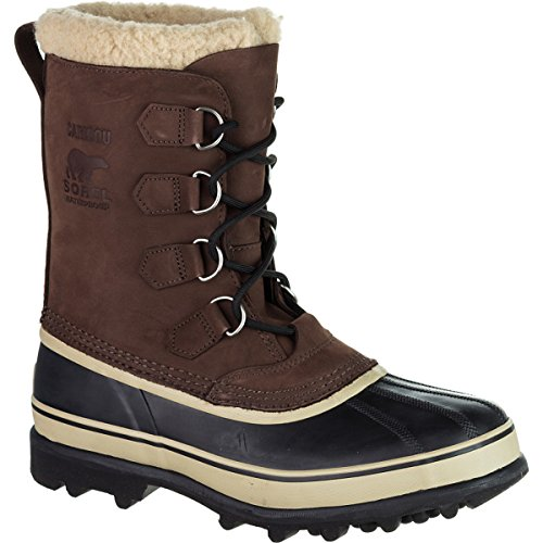 Sorel Men's Caribou NM1000 Boot,Bruno,12 M