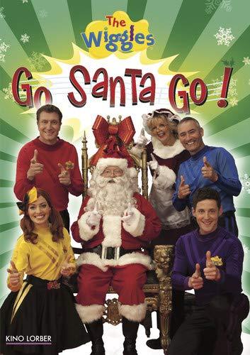 Go Santa Go! Lachy Gillespie Simon Pryce Emma Watkins Anthony Field Paul Field