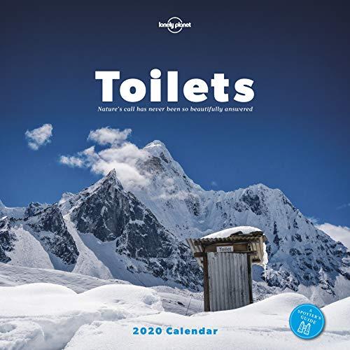 Toilets Calendar 2020 (Lonely Planet)