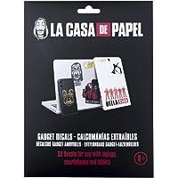 Pegatinas La Casa de Papel impermeables y reutilizables. Paquete de pegatinas: 32 stickers, perfectas pegatinas para…
