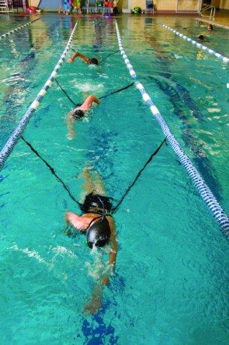 SPRINT Strechz Cordz Stationary Swim Trainer