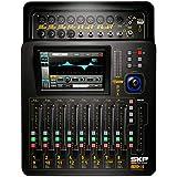 Mesa De Som Digital Skp D-touch 20 Com 16 Canais