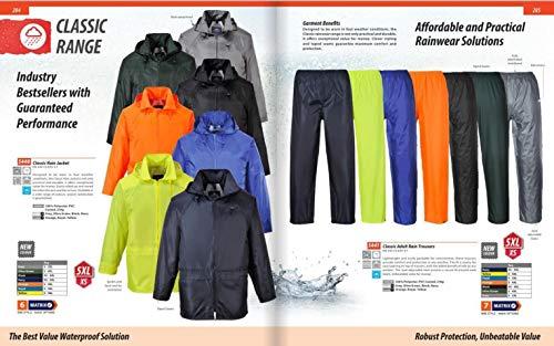 Portwest Pantalon de Pluie Classique pour Adulte