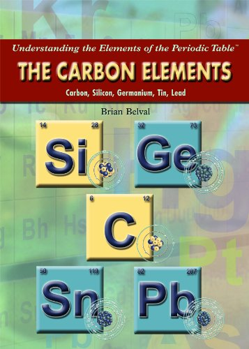 The Carbon Elements: Carbon, Silicon, Germanium, Tin, Lead (Understanding the Elements of the Periodic Table)