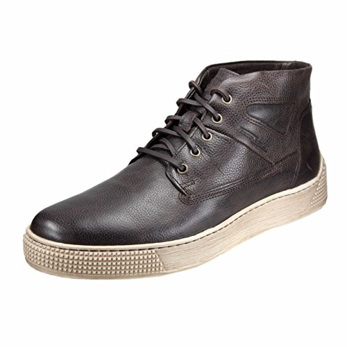 Camel Active Herren Cocon 11 High-top Dunkelbraun