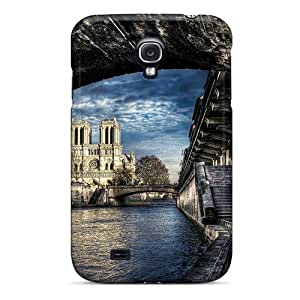 New DustinHVance Super Strong Notre Dame Paris Tpu Case Cover For Galaxy S4 by icecream design