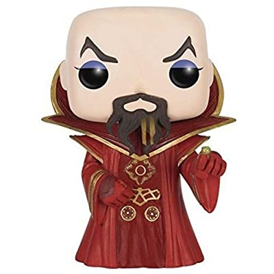 Funko POP Movies: Flash Gordon Action Figure - Emperor Ming: Funko Pop! Movies:: Toys & Games