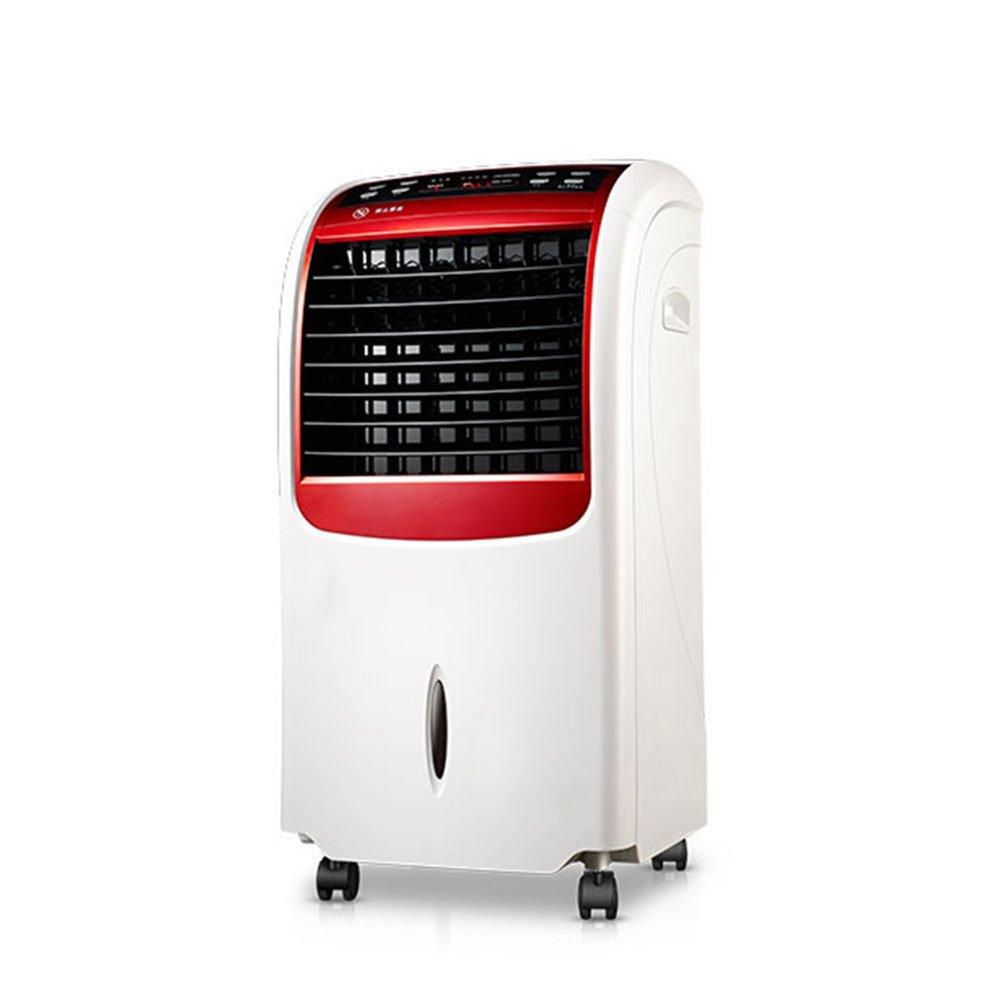 李愛 扇風機 空調ファンの暖房と冷房二重家庭用リモコン空調ドミトリーモバイルクーリング省エネ冷却ファン   B07GF33MWR