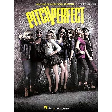Pitch Perfect - Songbook para Piano, Voz, Guitarra - con Bunter ...
