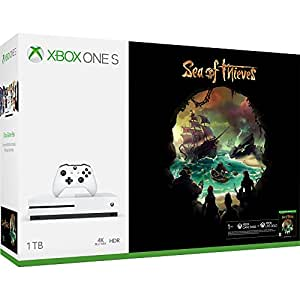 Consola Xbox One S, 1 TB, con Juego Sea of Thieves - Bundle Edition
