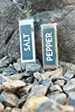 Solid Elements Camping Salt and Pepper Shaker