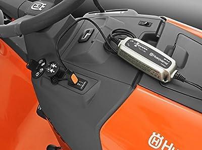Husqvarna Battery Charger Lawn Garden Tractor GT YT LS 585 44 51-01 / 585445101 /RM#G4H4E54 E4R46T32505591