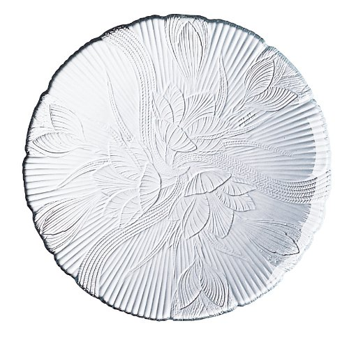 - Arc International Luminarc Canterbury Dessert Plate, 7-1/2-Inch, Set of 12