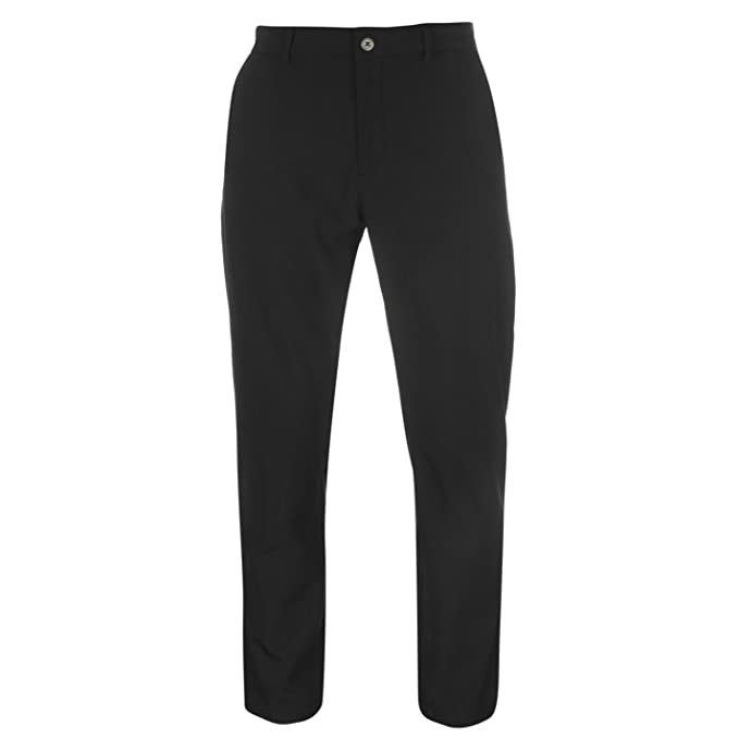 Slazenger Hombre Pantalones De Golf De Cuadros De Invierno XVt5l