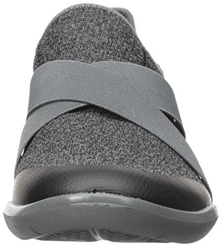 Grey Chaussettes Slate strap Static Femme Crocs Cross Clog Swiftwater Pour BzAwPnp