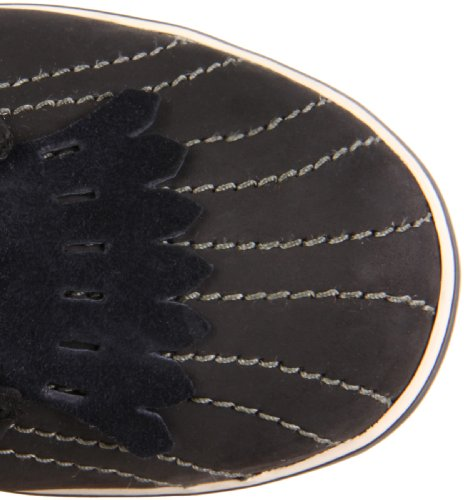 18 Sorel Lining Silver Leather Camp Boot Black Women's Tivoli v4HRAP