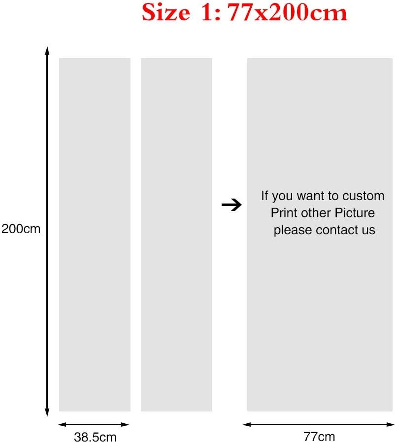 3D Porte Papier Peint Muraux St/ér/éo abstrait gris noir 77x200cm Auto-adh/ésif Poster Porte PVC Sticker Porte Autocollant Trompe l/œil Papier Peint pour Porte Cuisine Salon Chambre Salle de Bain WC Por