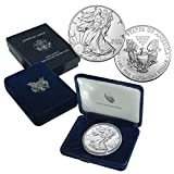 #8: 2018 American Silver Eagle Brilliant Uncirculated US Mint Box