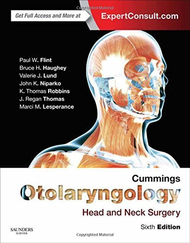 Cummings Otolaryngology: Head and Neck Surgery, 3-Volume Set, 6e by Paul W. Flint MD (2014-12-09)