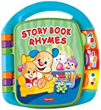 Best Fisher-Price Book For A One Year Olds - Fisher-Price Laugh and Learn Storybook Rhymes Book Review