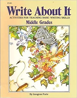 Book Write About It: Middle Grades (Kids' Stuff) by Forte Imogene (1983-01-01)