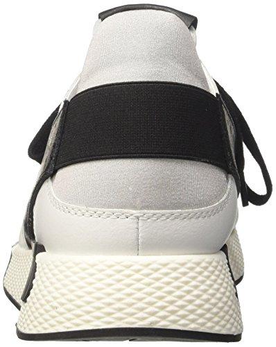 Cult Herren Lemmy Low 1488 Niedrige Sneaker Multicolore (White/Black)