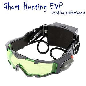Night Vision Goggles Ghost Hunting Equipment Paranormal See Dark Glasses Light, [Importado de UK]