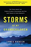 Storms of My Grandchildren: The Truth About the Coming Climate Catastrophe and Our Last Chance by James Hansen