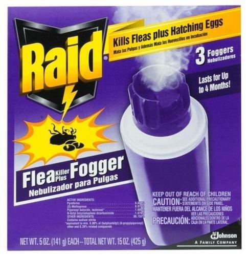 Buy home foggers for fleas