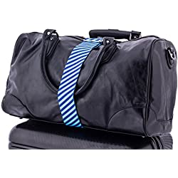 Holly LifePro Add-On Bag Luggage Strap Heavy Duty Adjustable Suitcase Belts Travel Bag Accessories