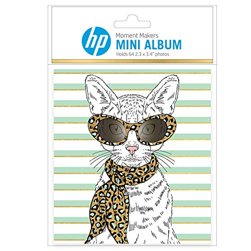 Mini Album for Sprocket Printer | Cat