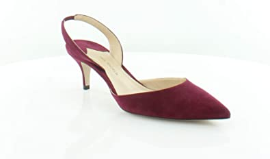 c8409901ad64 Image Unavailable. Image not available for. Color  Paul Andrew Rhea Women s  Heels Wine ...