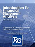 img - for Introduction To Financial Statement Analysis book / textbook / text book