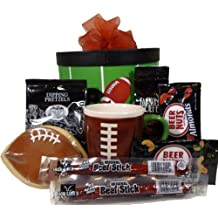 """Delight Expressions™""""Get in the Endzone"""" Gift Box - Football Gift Box"""