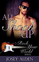 All Shook Up: Rock Your World #1 (English Edition)
