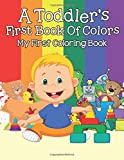 Best Jupiter Kids Books 3 Year Olds - A Toddler's First Book Of Colors: My First Review