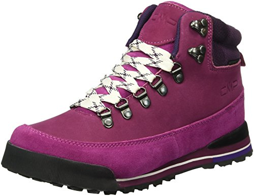 Boots Hiking Berry Pink Women's C756 Rise CMP Heka High C756 6xwaqxXI