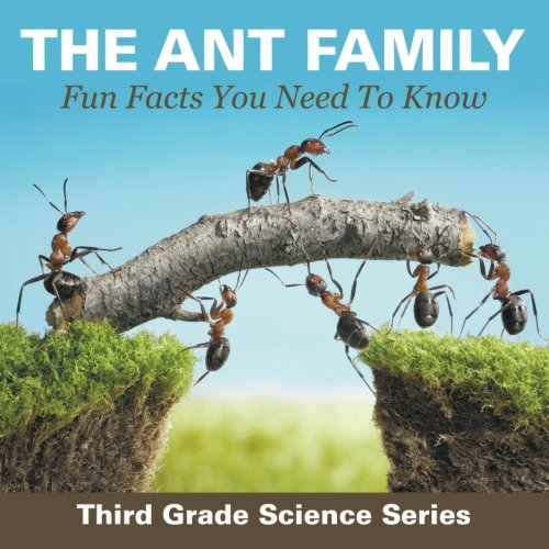 The Ant Family - Fun Facts You Need To Know : Third Grade Science Series (The Life And Times Of The Ant)