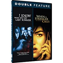 I Know What You Did Last Summer/When A Stranger Calls - Double Feature