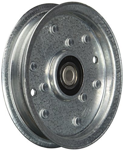 maxpower-12675-flat-idler-pulley-replaces-mtdcub-cadet-753-08171-75308171-756-04129-75604129b-75604129c-956-04129