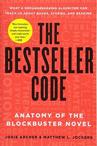 Pdf Literature The Bestseller Code: Anatomy of the Blockbuster Novel