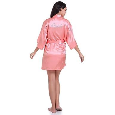 rivenditore di vendita grande collezione acquista per ufficiale BOYANN Sposa Cristallo Vestaglie e Kimono Pigiami e Camicie da Notte